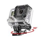 Clip de sujeción 360º Mantona para GoPro