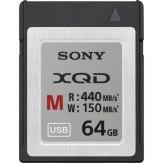 Memoria Sony XQD Serie M 64GB 150MB/s