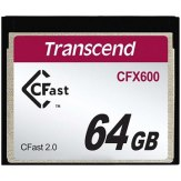 Memoria Transcend CFast 2.0 CFX600  64GB