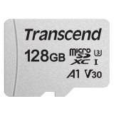 Transcend microSDXC 300S-A 128GB 95MB/s
