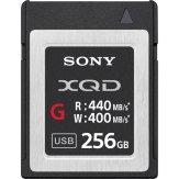 Memoria XQD Sony G 256GB