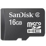 Memoria microSDHC Sandisk 16GB