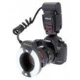 Meike Flash anular 14EXT para Canon