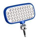 Metz LED-72 Mecalight para smartphone Azul