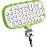 Metz LED-72 Mecalight para smartphone Verde