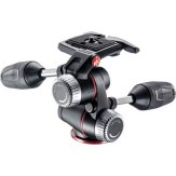 Cabezal Manfrotto 3-Way MHXPRO-3W