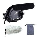 Micrófono condensador Boya Shotgun BY-VM190