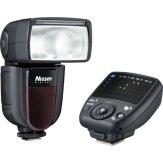 Kit de flash + control remoto Nissin Di700A con disparador para cámaras Fujifilm