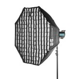 Grid para Softbox Quadralite Octogonal 120cm