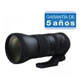 Objetivo Tamron 150-600 mm f/5-6.3 SP Di VC USD G2 Telefoto Sony A