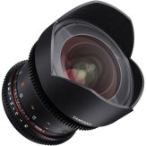 Samyang 14mm T3.1 VDSLR ED AS IF UMC II Cine Lens MFT