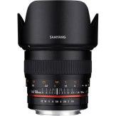 Objetivo Samyang 50mm f/1.4 AS UMC para Pentax