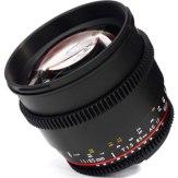 Samyang 85mm T1.5 V-DSLR AS IF UMC Lens Pentax K