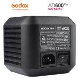 Godox AC26 Adaptador AC para Godox AD600 Pro