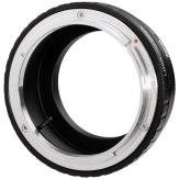 Adaptador Hama para objetivos Canon FD  en Montura Sony E
