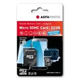 Memoria AgfaPhoto MicroSDXC Profesional High Speed UHS I 32GB