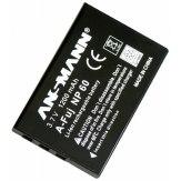 Batería Compatible Ansmann A-Fuj NP 60
