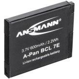 Batería Ansmann A-Pan DMW-BCL7E