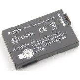 Batería de Litio Canon BP-208 Compatible