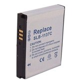 Samsung SLB-1137C Compatible Lithium-Ion Rechargeable Battery