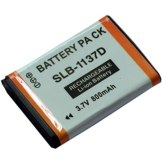Samsung SLB-1137D Compatible Lithium-Ion Rechargeable Battery