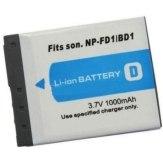 Batería de Litio Sony NP-BD1 / NP-FD1 Compatible