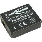 Batería recargable Ansmann A-Pan CGA-S007