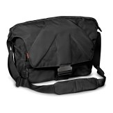 Bolsa Unica V Messenger Manfrotto Negra
