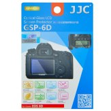 Protector de cristal templado para Canon EOS 6D