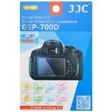 Protector de cristal templado para Canon EOS 700D/650D