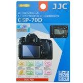 Protector de cristal templado para Canon EOS 70D y 80D