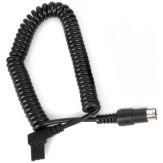 Cable de conexión para batería Gloxy GX-EX2500 y flashes Canon