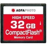 Memoria Compact Flash AgfaPhoto 32GB High Speed 300x M