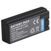 Sony NP-FC11 Compatible Battery