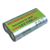 CRV3 Lithium Ion Rechargable Battery