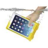 Funda sumergible DiCAPac WP-i20m Amarilla para iPad Mini