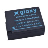Gloxy Panasonic DMW-BLC12 Battery