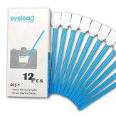 Hisopos Limpiadores de Sensor Eyelead SCS-1 15mm (12 unidades)