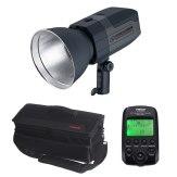 Visico 5 Wireless TTL Studio Flash Canon