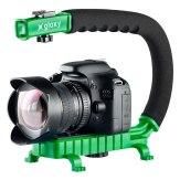 Gloxy Movie Maker Stabilizer Handle Green