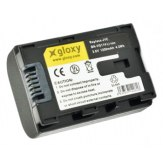 JVC BN-VG114 Compatible Lithium-Ion Rechargeable Battery