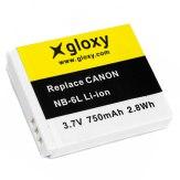 Gloxy Batería Canon NB-6L