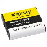 Gloxy Batería Sony NP-FG1