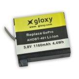 Gloxy Batería GoPro HERO 4 (AHDBT-401)