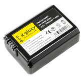 Gloxy Batería Sony NP-FW50