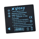 Gloxy Batería Panasonic DMW-BCE10