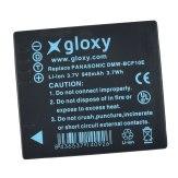 Gloxy Batería Panasonic DMW-BCF10E