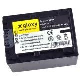 Gloxy Batería Sony NP-FV70