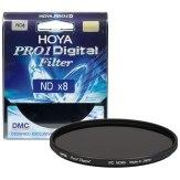 Filtro ND Hoya PRO1 Digital ND8 82mm