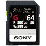 Memoria SDXC Sony Professional 64GB Clase 10 UHS-II